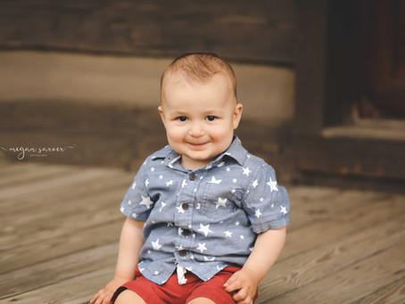 Child: Elijah {1 yr}