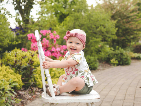 Child: Hadley {1 yr}