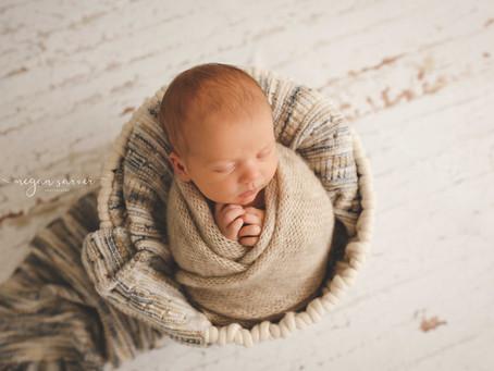 Newborn: Oliver {11 days}