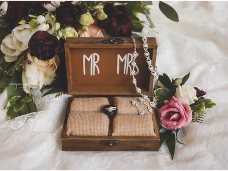 Love: Matthew & Kristen {Wedding}