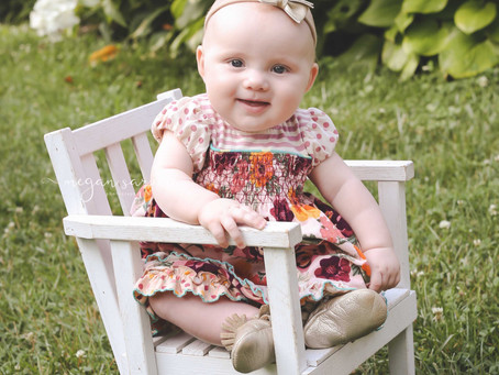 Child: Brynley {6 mo}
