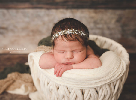 Newborn: Emery {8 days}