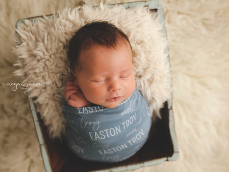 Newborn: Easton {7 days}