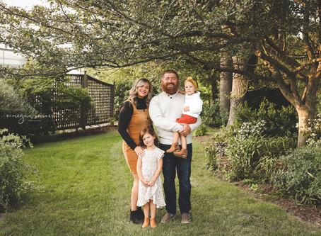Family: Josh & Sarah