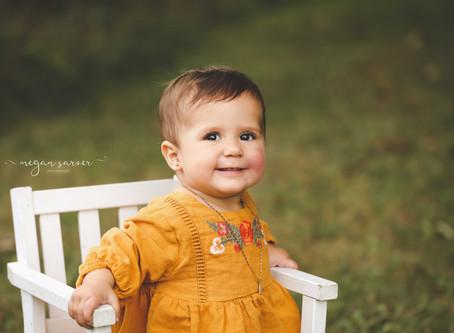 Child: Amiliana {1yr}
