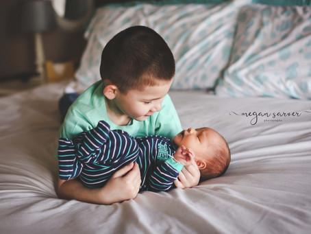 Newborn: Conor {15 days}
