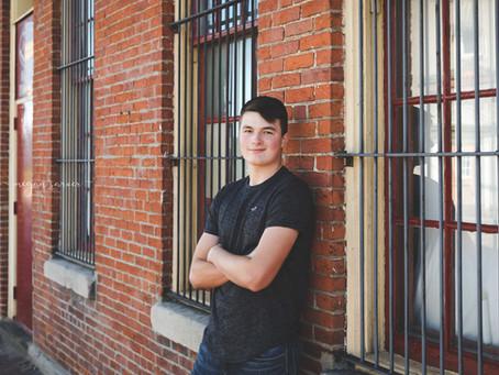 Senior: Braeden {Class of 2021}