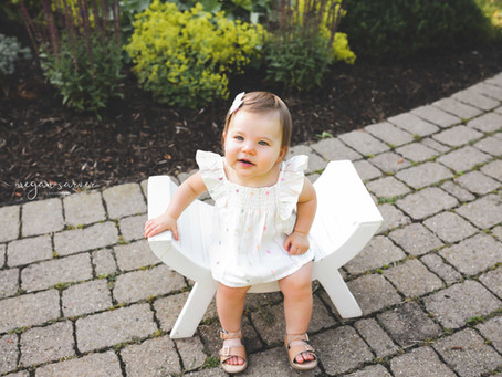 Child: Rylie {1 yr}