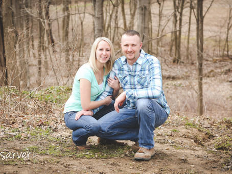 Love: Joe & Amanda {Esession}
