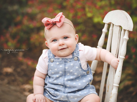 Child: Eleanor {8 mo}