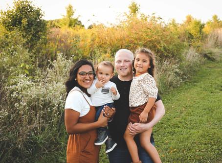 Family: Nate & Eva