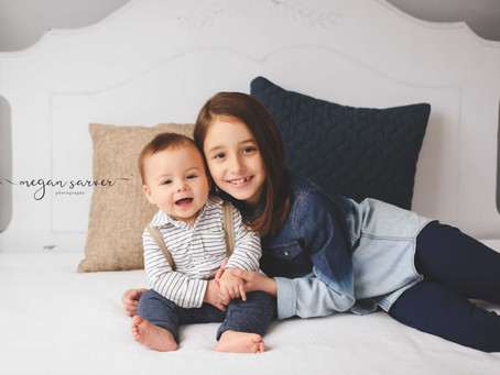 Children: Cecelia & Leo