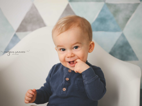 Child: Maxwell {1 yr}