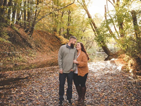 Love: Mike & Amy {Esession}