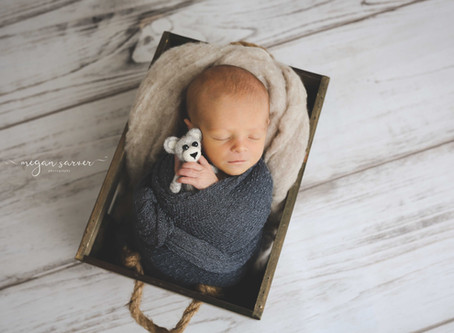Newborn: Jaxon {8 days}