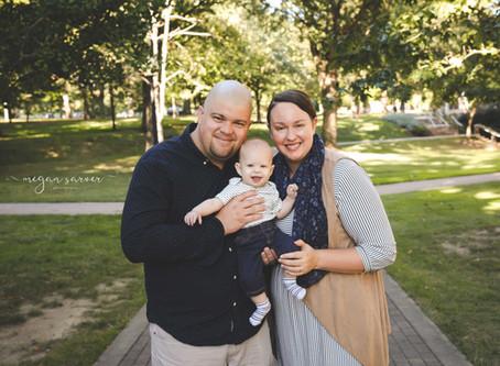 Family: Silas & Emily
