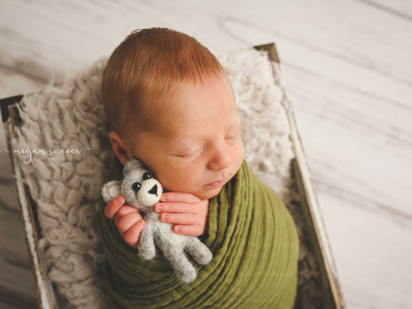 Newborn: Callaghan {6 days}