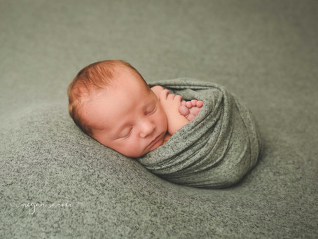 Newborn: Dreyson {8 days}