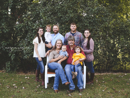 Carney {Ext. Family}