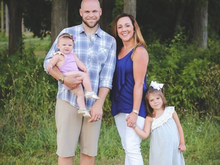 Justin & Theresa {Family}
