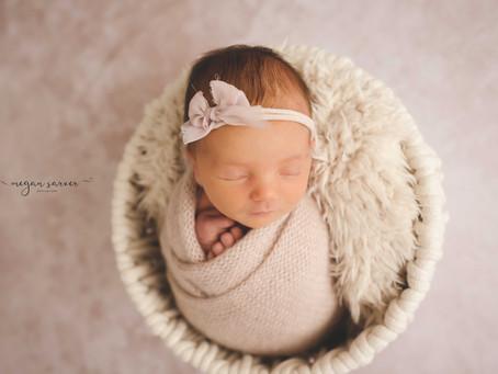 Newborn: Brielle {7 days}