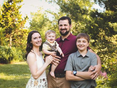 Family: Justin & Lisa