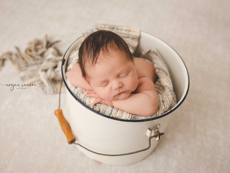 Newborn: Bennett {7 days}
