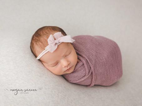 Newborn: Maggie {10 days}