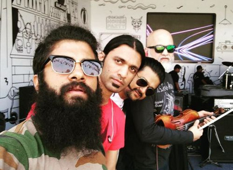 #TravelingBandJournal: Multi-City Shows with #NH7Weekender 2016 Photo-Blog
