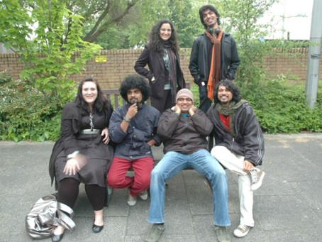 #TravelingBandJournal: Soundpad 2009 UK Tour Diary - Day-2 & Day-3