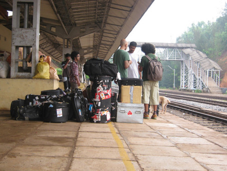 #TravelingBandJournal: Summer of 2010 - Our Tour Diaries