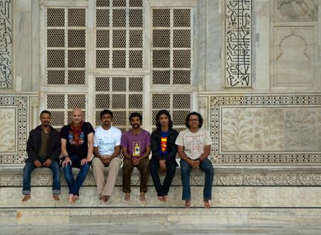 #TravelingBandJournal: Pyar ke Rang Tour Photo-Memoirs