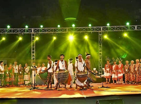 Samvaad 2019: A Fascinating Week Curating Tribal Music