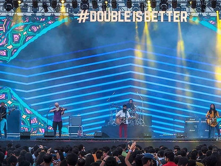 #TravelingBandJournal: Live and Loud at NH7 Weekender