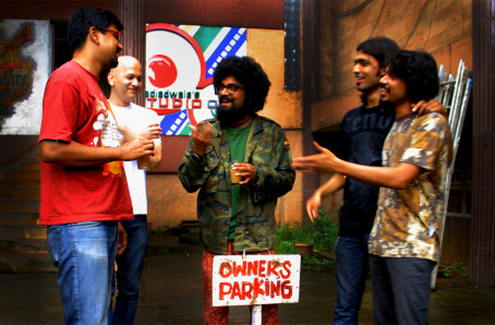 #MakingOfAnAlbum: Notes from Swarathma in Studio