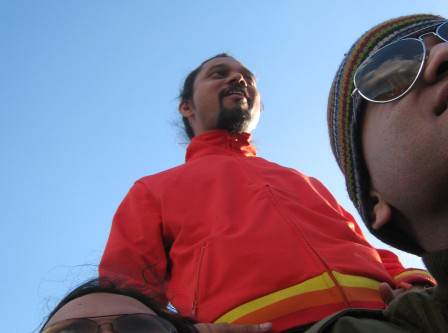 #TravelingBandJournal: 2010 UK Tour Diary - Landing in London