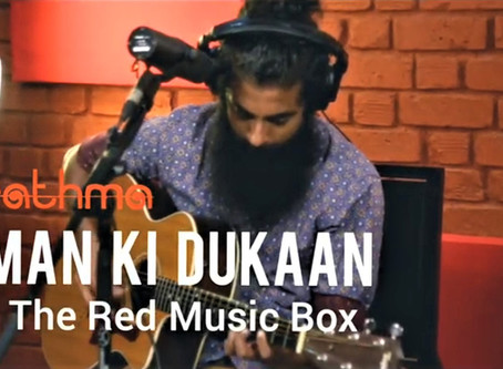 Aasman Ki Dukaan - #LIVE from The Red Music Box