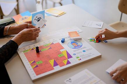 Atelier Quotidiens autistiques: Le Challenge