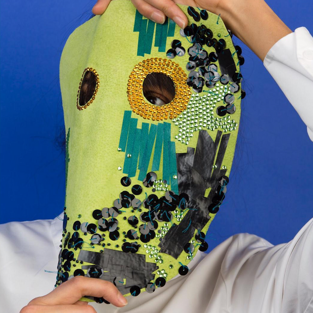 Masque en jeu