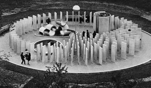 Playground, espace de liberté et d'experimentation