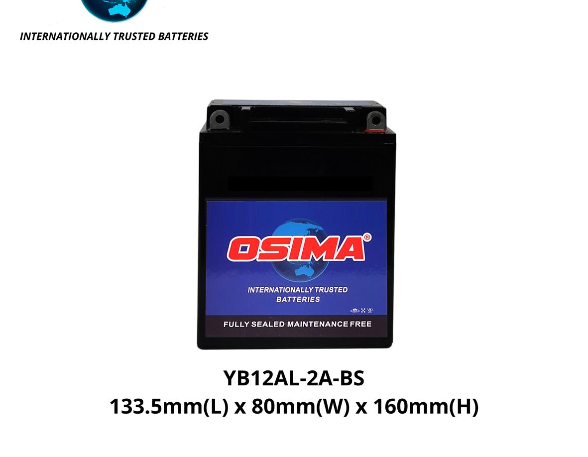 YB12AL-2A