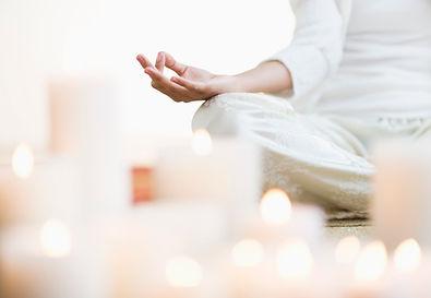 Dr. Maxine McLean meditation training