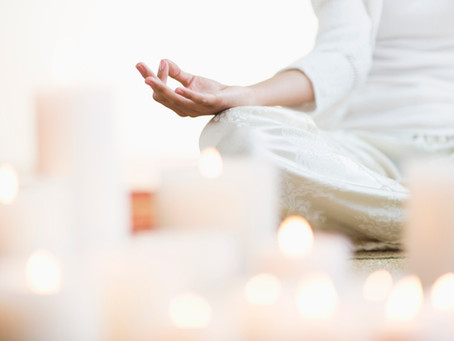 How Meditation Helps after Child Loss
