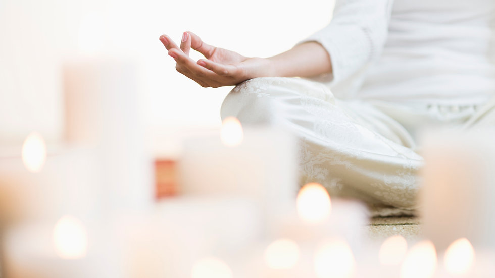Zoom Group Monday Meditation at 8pm - 30 minutes