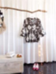 Patron Couture Veste paola