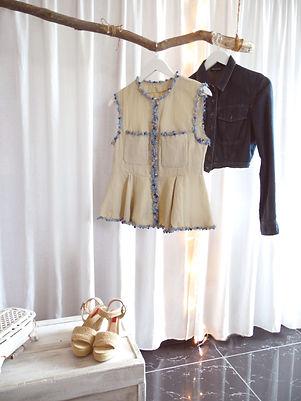 Patron Couture Blouse Claudia