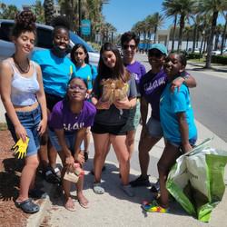 Community Service - Beach Cleanup