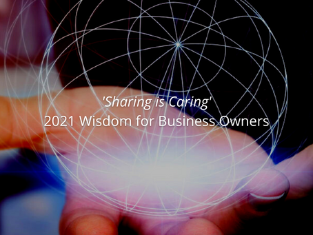 2021 Wisdom for Business Owners