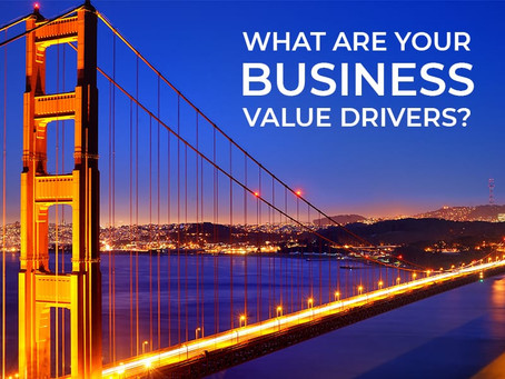 What Are Your Business Value Drivers?