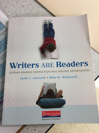 Book Review: Writers are Readers